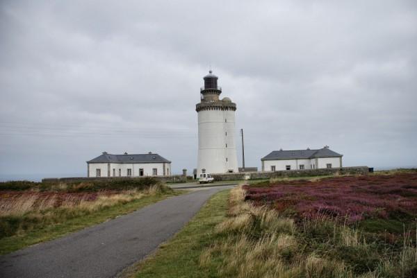 Le phare du Stiff à Ouessant