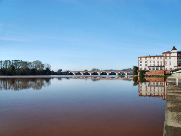 Tarn et Garonne,Moissac,France