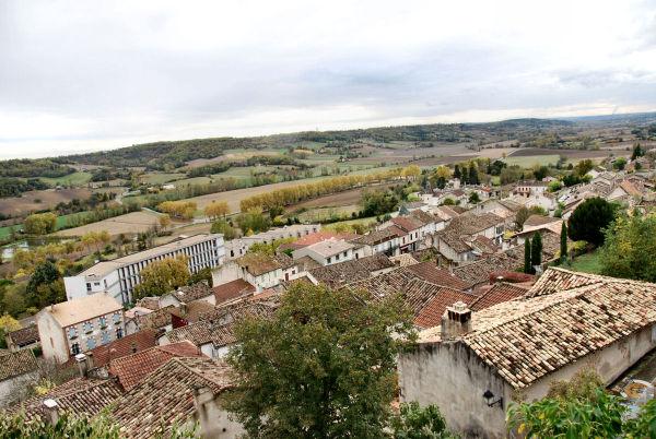Tarn et Garonne,Lauzerte,France