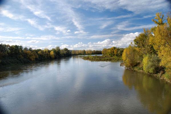 La Garonne du coté de Belleperche