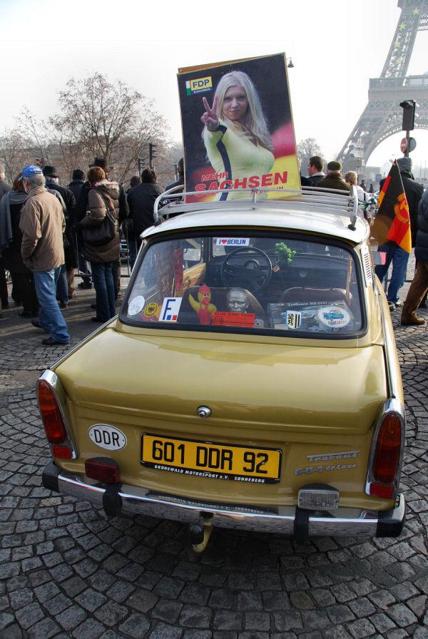Paris,Trocadero,voiture