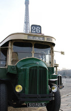 Trocadero,bus