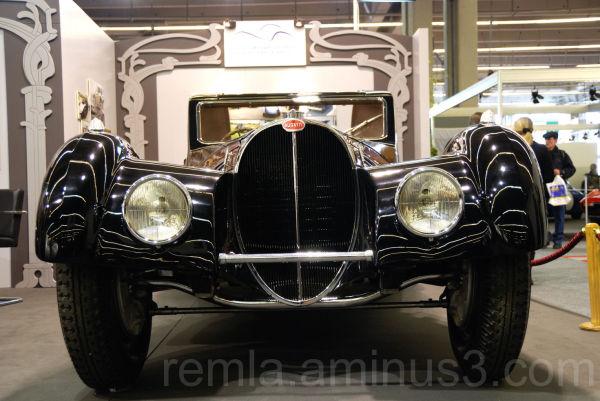 Bugatti à Retromobile 2009   Paris