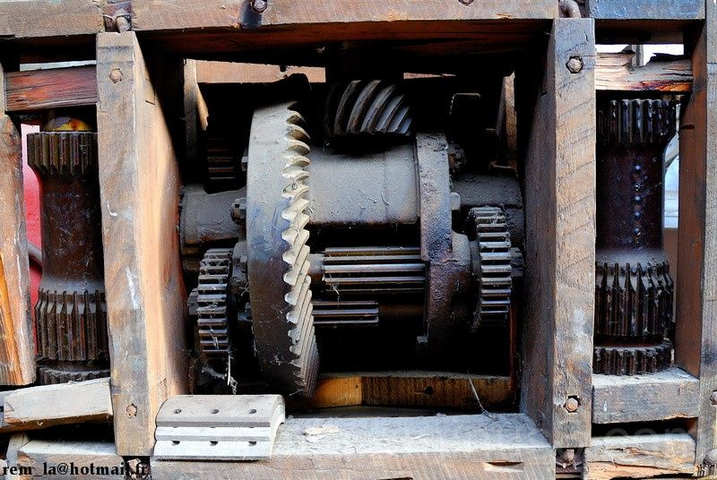 Engrenage,Mécanique,Véhicule,Versailles