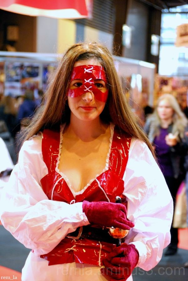 Cosplay,Salon,Livre,Paris
