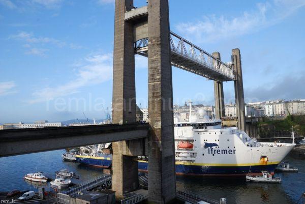Brest,Pont,Recouvrance,Mer