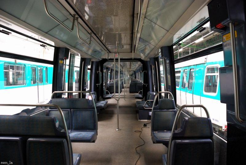 Metro,RATP,Maintenance,St-Ouen