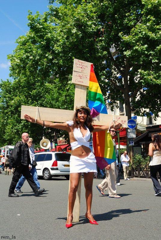Marche des Fiertés    Paris 1