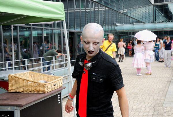 Cosplay,Japan-Expo,Masque,Villepinte