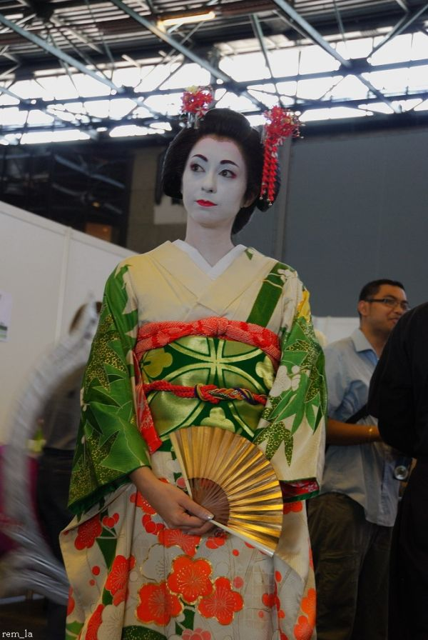 Cosplay,Japan-Expo,Masque,Villepinte