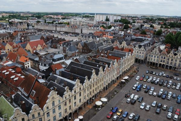 Place,Arras,Pas-de-Calais,France