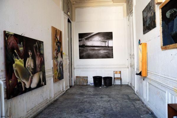 Ecole,Beaux-Arts,Paris,Tableau,Porte