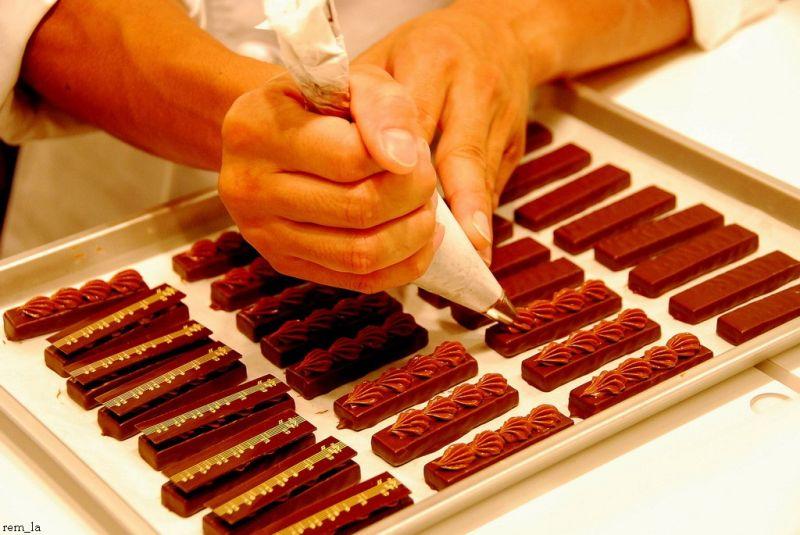 Salon du chocolat 2009 porte de versailles 2 food - Salon du chocolat porte de versailles ...