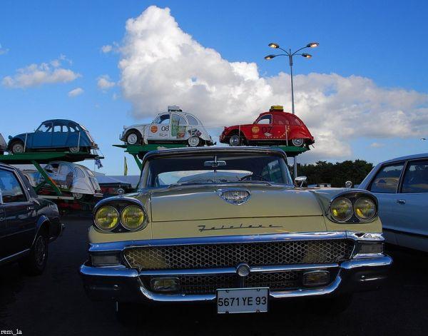 automédon,voiture,américaine,bourget