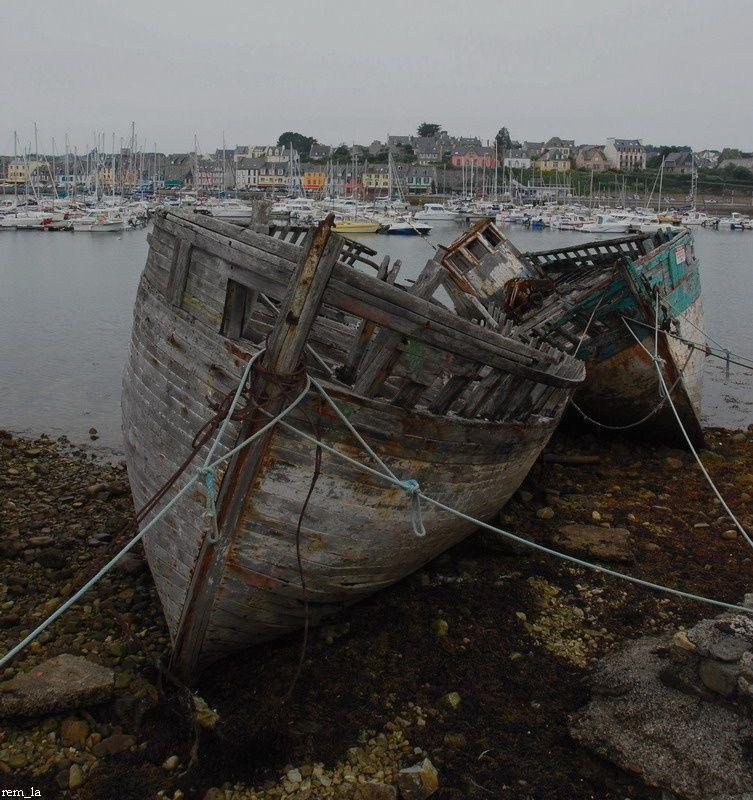 bateau,epave,morlaix,finistere