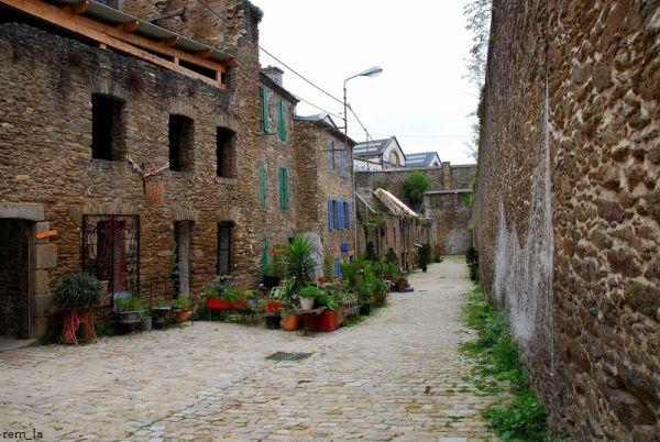 Rue Saint Malo à Brest