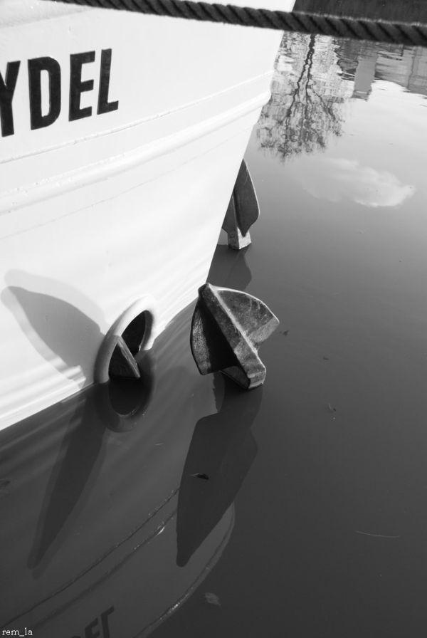 Jan Breydel au port de Bonneuil