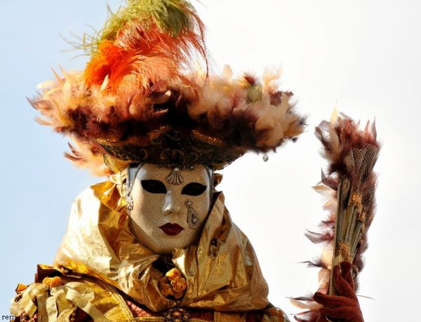 Carnaval Vénitien 2010   Port de l'Arsenal 2