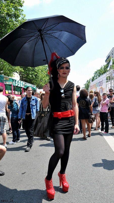 La Marche des Fiertés 2010   10