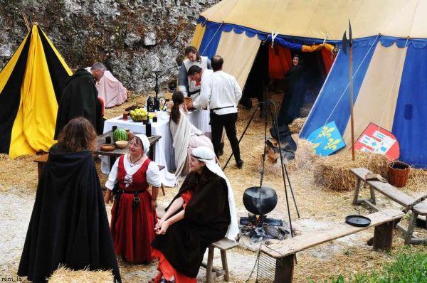 médiéviale,provins,fête