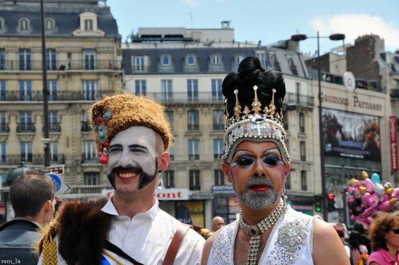 gay,pride,paris,défilé,portait