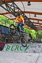 BMX,bercy