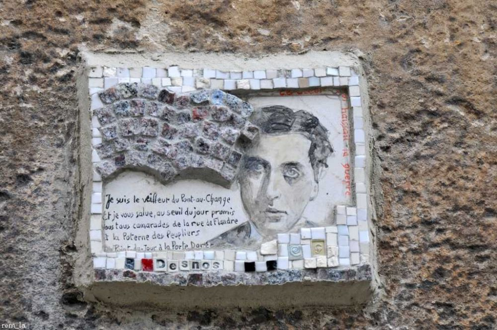 Paris,mur
