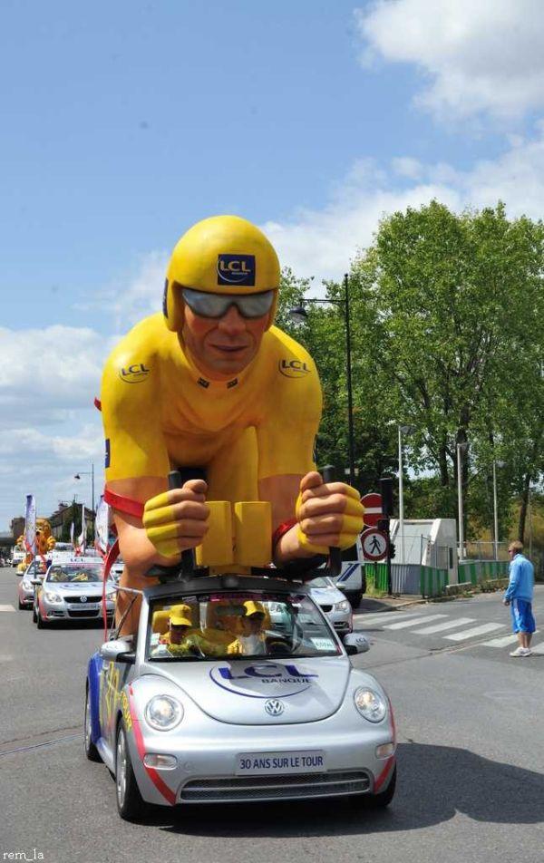 La caravane du Tour de France   1