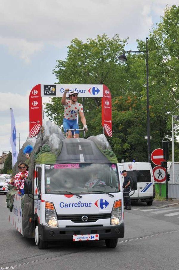 La caravane du Tour de France   5