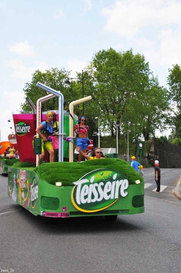 La caravane du Tour de France   7