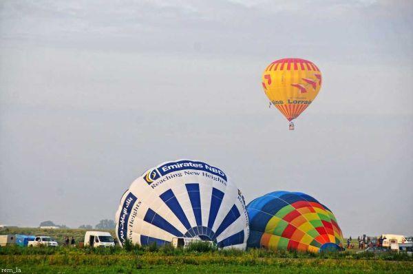 Lorraine Mondial Air Ballons 2011 à Chambley   2