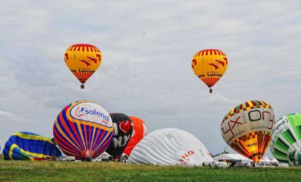 Lorraine Mondial Air Ballons 2011 à Chambley   4
