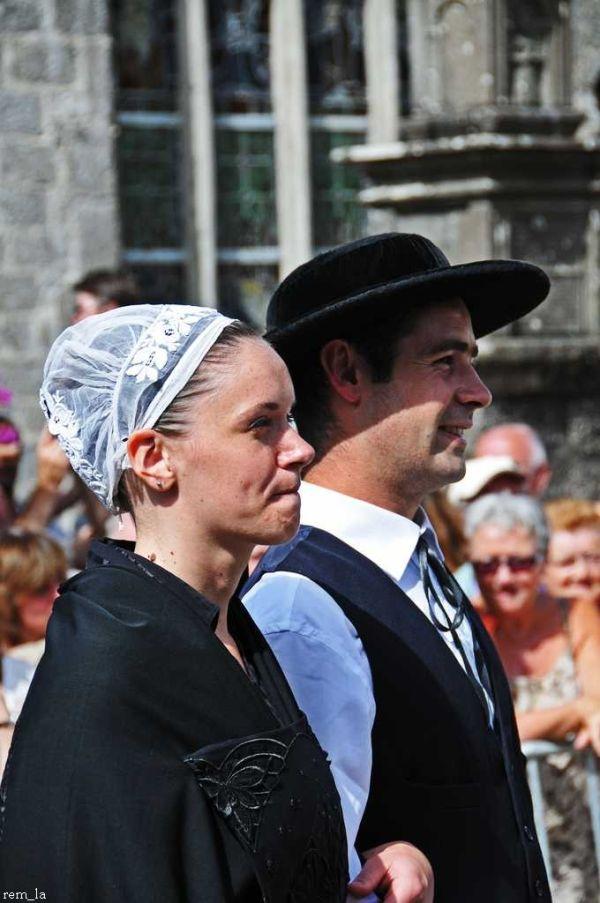 Mariage breton à Breles