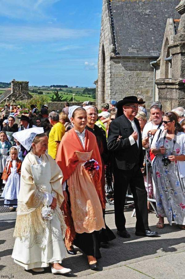 Mariage breton à Breles   4