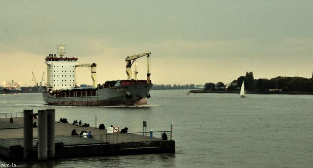 Antwerpen, Belgique,port,bateau