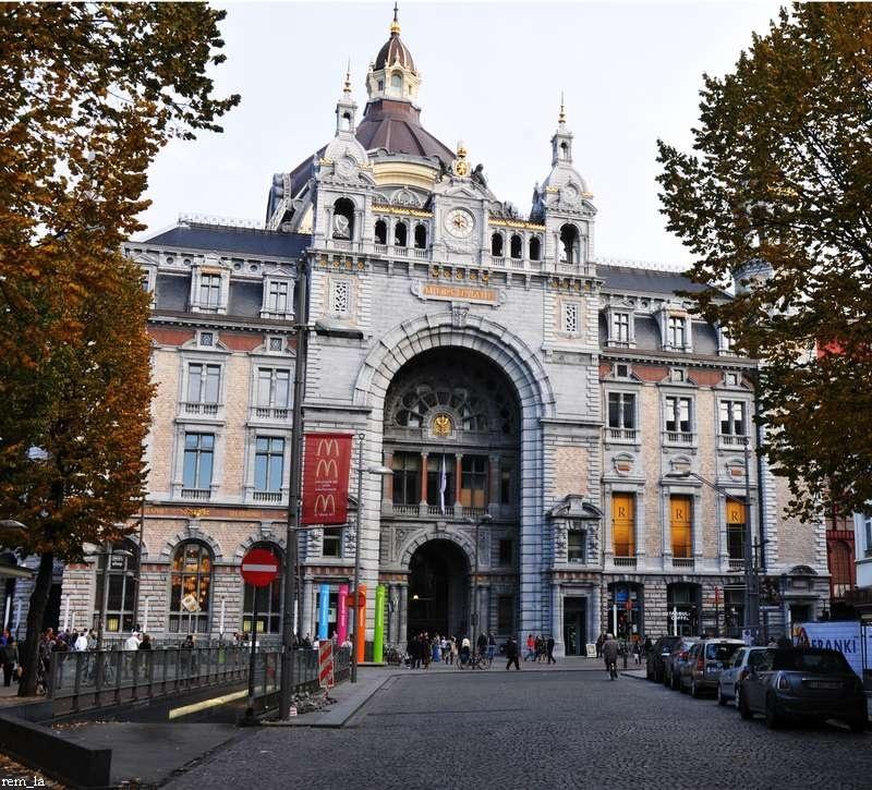 Antwerpen, Belgique,ville