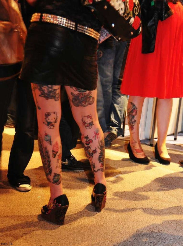 Tattoo Art Fest 2011   Paris   6