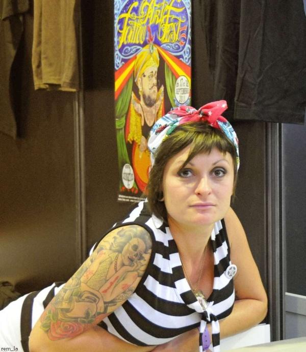 Tattoo Art Fest 2011   Paris   7