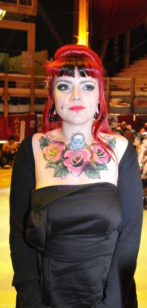 Tattoo Art Fest 2011   Paris   8