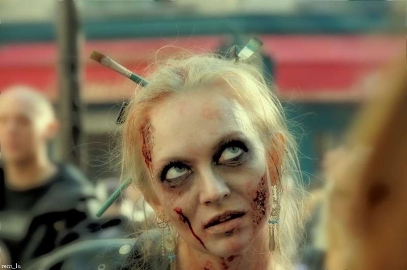 zombie,paris,portrait