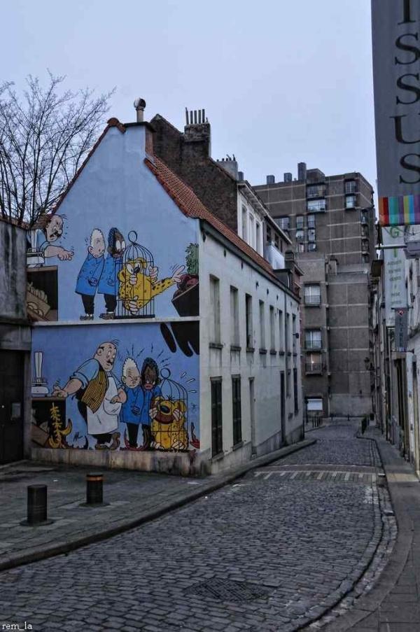 Les Murs de Bruxelles   6