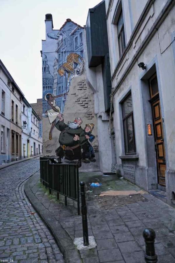 Les Murs de Bruxelles   7