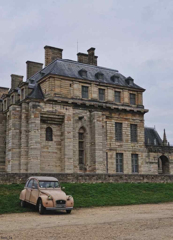 paris,vehicule,traversée,2cv,vincennes,chateau