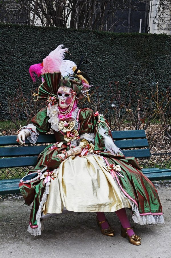 Carnaval Vénitien de Paris   2