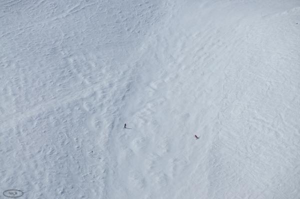 Du coté de Val Thorens au mois de mars   12