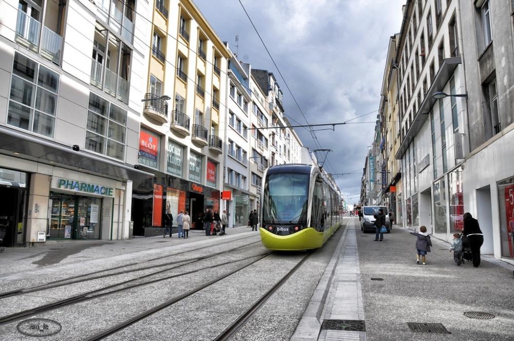 bibus,tram,brest,finistère,ville