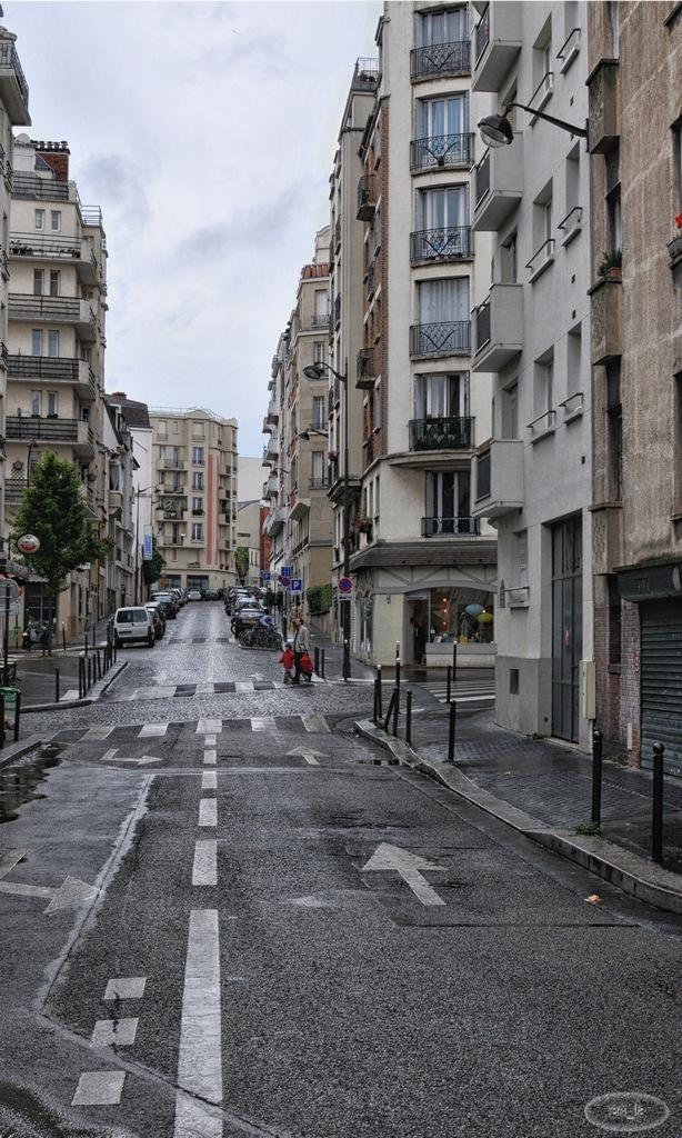paris,charonne,20eme,rue,street