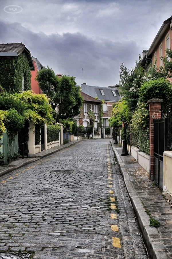 Du coté de Charonne dans le 20e   Paris 6