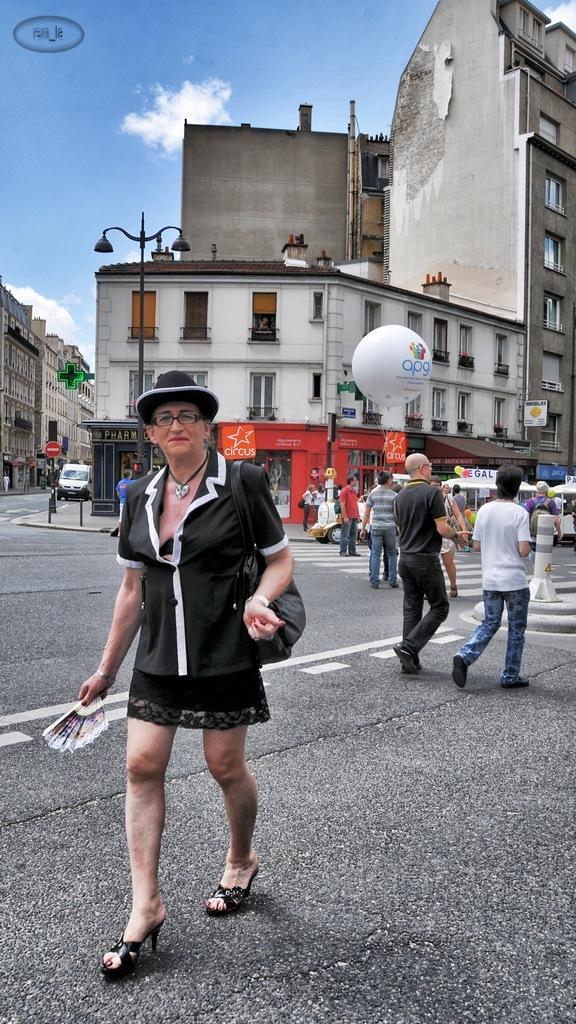 Gay Pride à Paris 2012   4