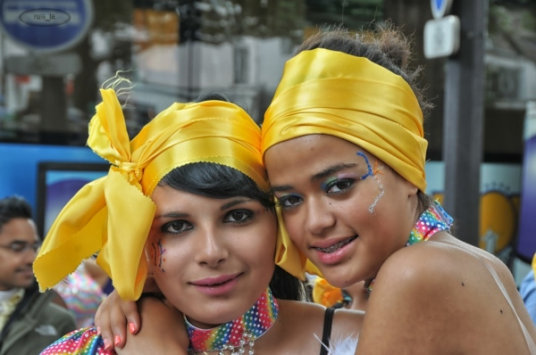 tropical,carnaval,portrait,paris